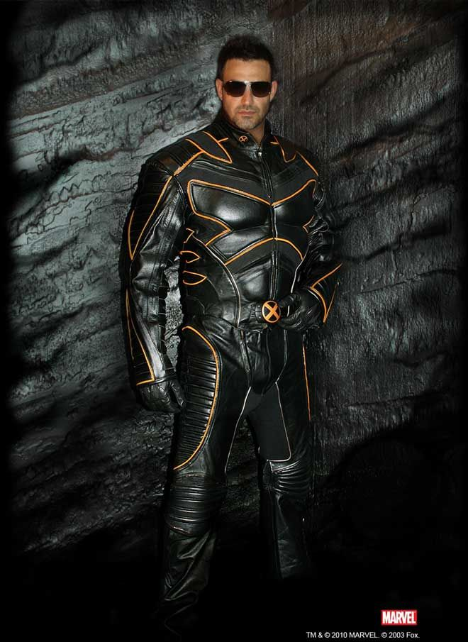 The Wolverine Motorcycle Suit Because Marvel Fans Ride Bikes Too