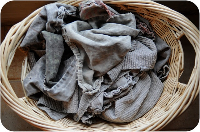 Deep Clean Your Kitchen Towels:  Your dish towels don't smell, the microbes on them smell. Add 1 drop of any of the following essential oils to a bowl of boiling water and leave them to soak before washing in the machine as normal: Eucalyptus, Thyme,Tea Tree or Lavender