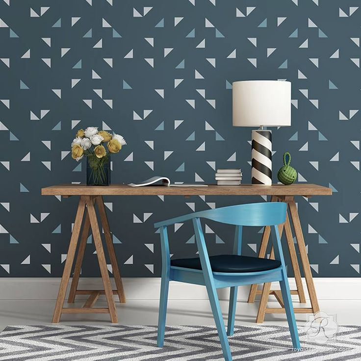 17 Best Ideas About Accent Wallpaper On Pinterest