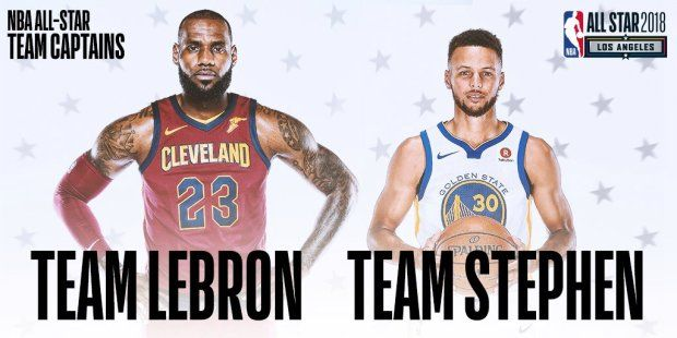 Watch NBA All-Star Game 2018 Live Streaming free Online, Team LeBron vs Team Stephenon your PC, laptop, Mac, Ipad, Tab, Ps4/3, I-phone Android or any other online device.