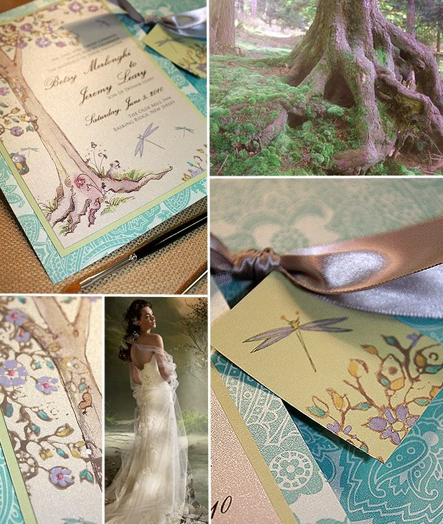 Forest Themed Wedding Invitations: 1000+ Images About Wedding Enchanted Forest Invitations On