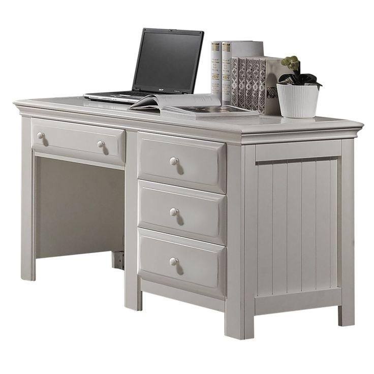 Greyson Living Jenna White Finish Wood Youth Desk (Jenna Desk)