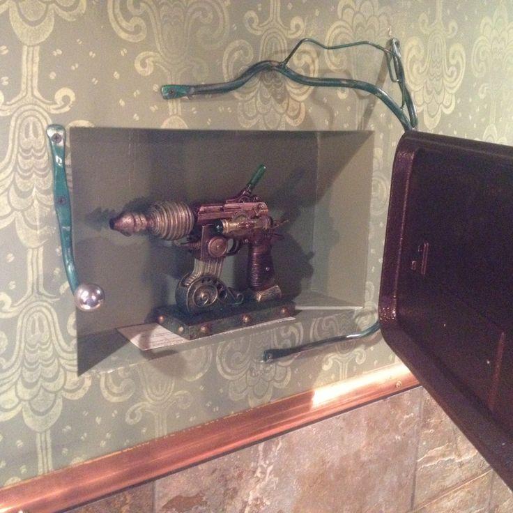 steampunk vaporizer