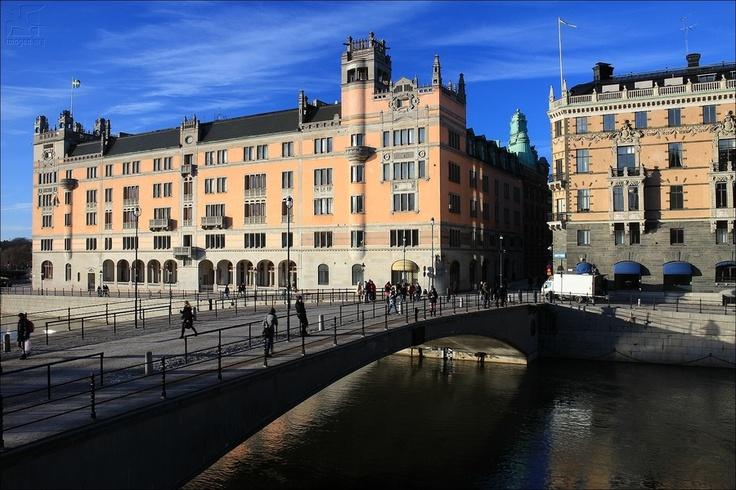 Rosenbad - Stockolm - Sweden
