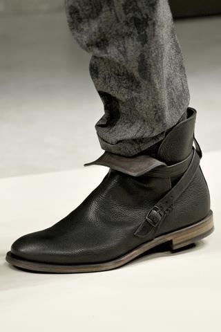 Элитная мужская зимняя обувь