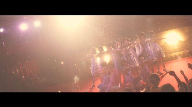 乃木坂46「気づいたら片想い」PVのワンシーン。