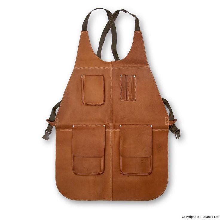 Buy Dakota Leather Workshop Apron online at Rutlands.co.uk