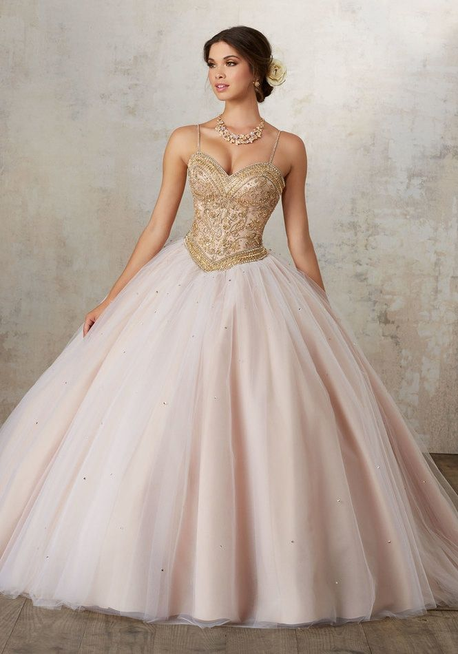 6376234bfb5 Mori Lee Vizcaya Quinceanera Dress Style 89133 in 2019