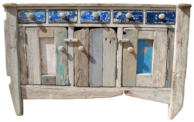 Dorset Driftwood Furniture- adventures along the coast