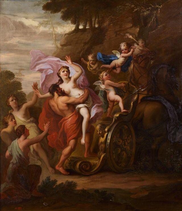 Baroque   Sir James Thornhill   The Rape of Proserpine   1704-1705 ...