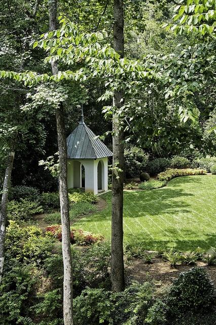 Garden folly folly buildings gardens pinterest for Garden folly designs