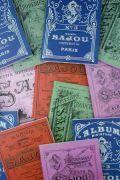 Réédition albums Sajou anciens - Reedition of vintage Sajou embroidery albums