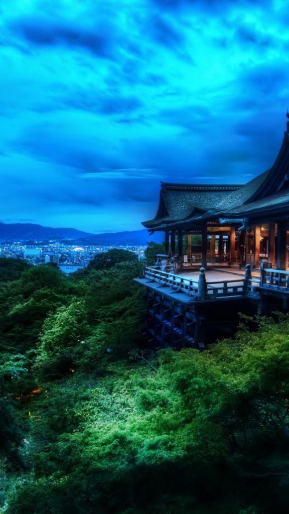 Best Iphone Wallpapers 4k Ultra Hd Blue Landscape Beautiful