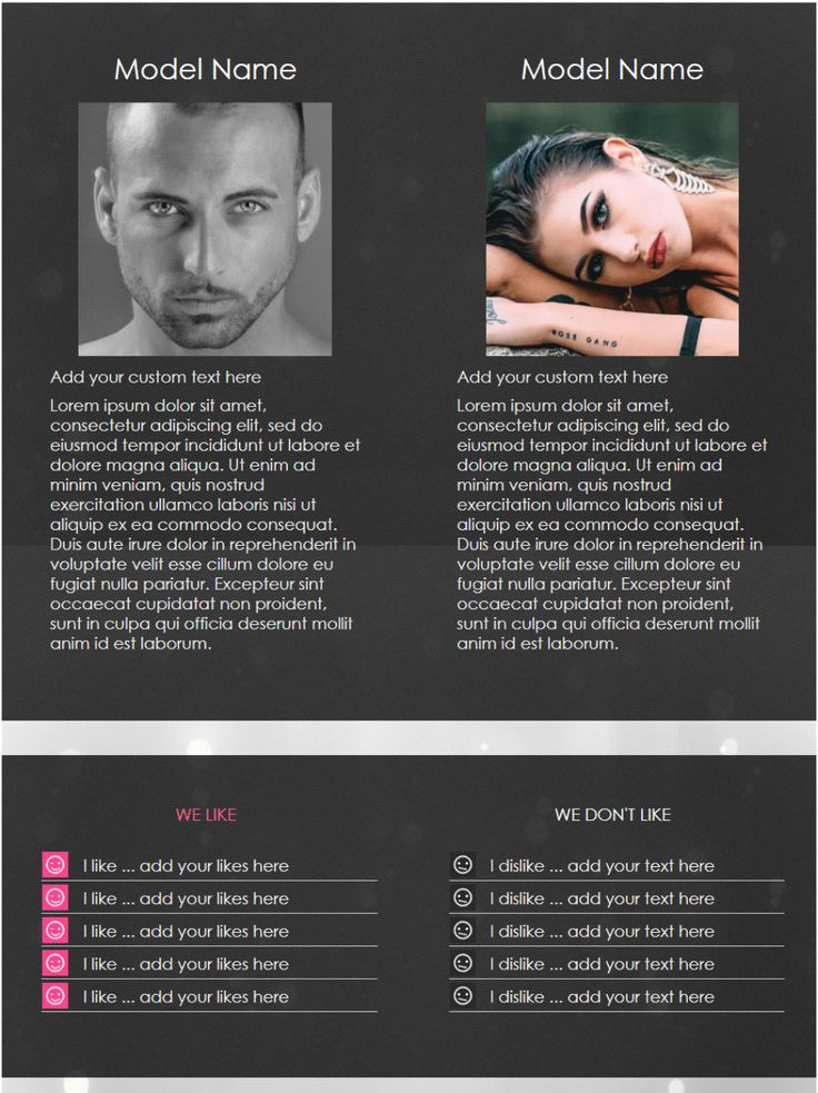 #Chaturbate bio design for straight couples Joe and Silvia. Available for live editing on #CamgirlLiveEditor