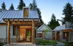 Image Result For Colored Metal Roofs House Exterior Farmhouse Architecture House
