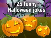 25 funny Halloween jokes -- Boys' Life magazine