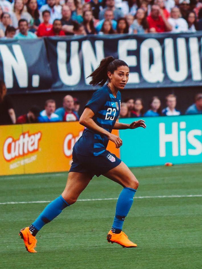 Christen Press Uswnt Usa Soccer Uswnt Soccer Women S Soccer Female Soccer Players