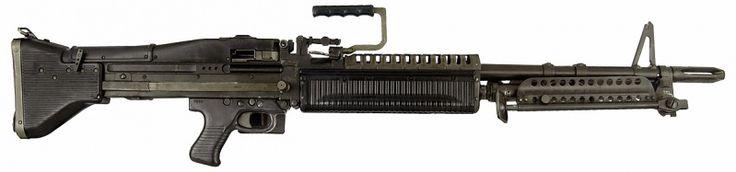 M60 machine gun, my personal favorite weapon as bow gunner on swift boat.