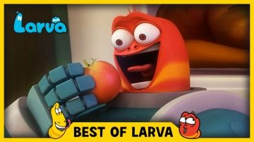 LARVA | BEST OF LARVA | Funny Cartoons for Kids | Cartoons For Children | LARVA 2017 | WEEK 12 http://video-kid.com/21231-larva-best-of-larva-funny-cartoons-for-kids-cartoons-for-children-larva-2017-week-12.html  ⏩⏩⏩ SUBSCRIBE to LARVA: Larva brings you the best of the Larva Episodes for week 12 of 2017. Tune in and join red and yellow on their wild adventures.