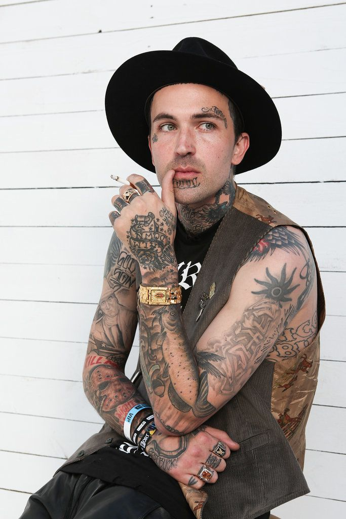 Yelawolf is straight Stylin'