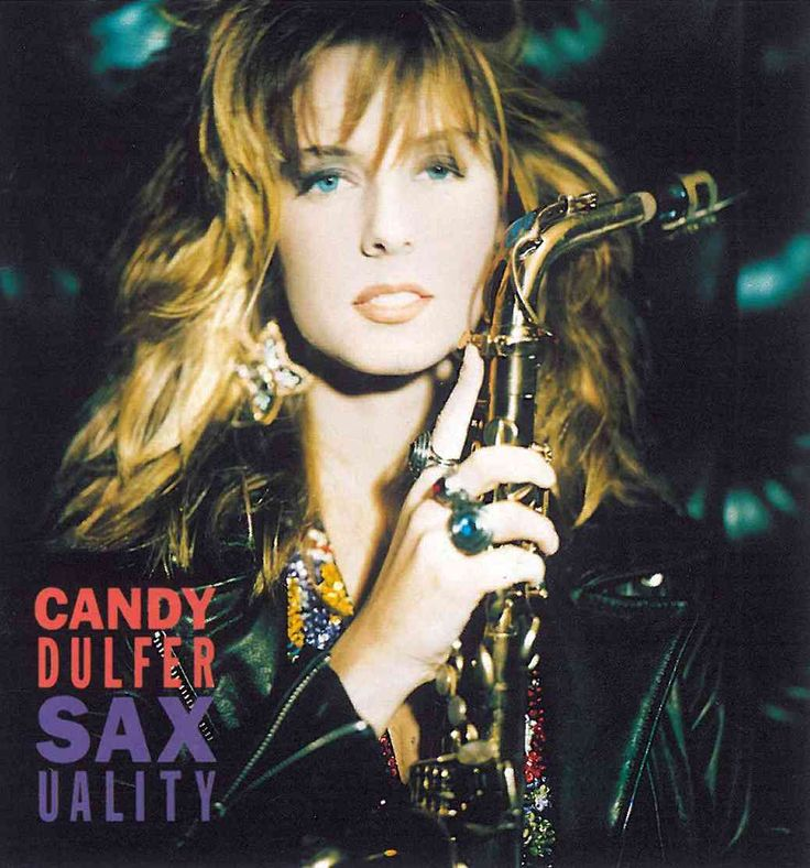 Producers: Candy Dulfer, Ulco Bed and Dave Stewart. Recorded at Zeezicht Studio, Spaarnwoude, Holland.