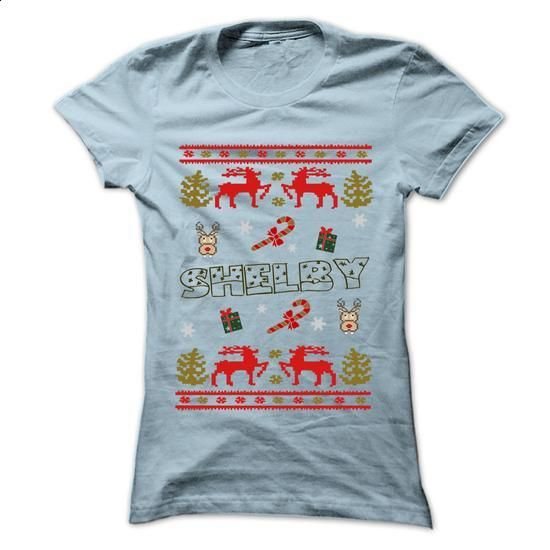 Christmas SHELBY ... 999 Cool Name Shirt ! - #lace shirt #sweater blanket. GET YOURS => https://www.sunfrog.com/LifeStyle/Christmas-SHELBY-999-Cool-Name-Shirt-.html?68278