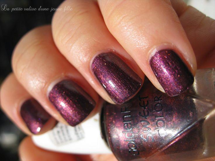 Golden Rose Sweet Color 34