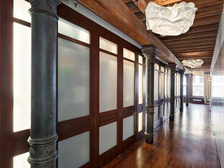 Лофт в жилом районе Сохо в Нью-Йорке - Дизайн интерьеров | Идеи вашего дома | Lodgers