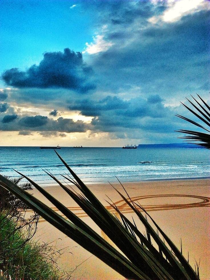 Playa del Sardinero #Santander #Cantabria #Spain