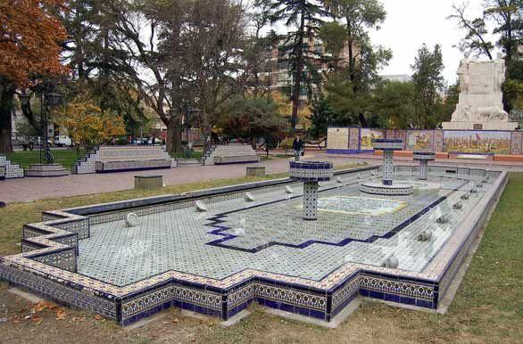 Plaza España Ciudad de Mendoza  http://www.welcomeargentina.com/mendoza/imagenes/espana02.jpg