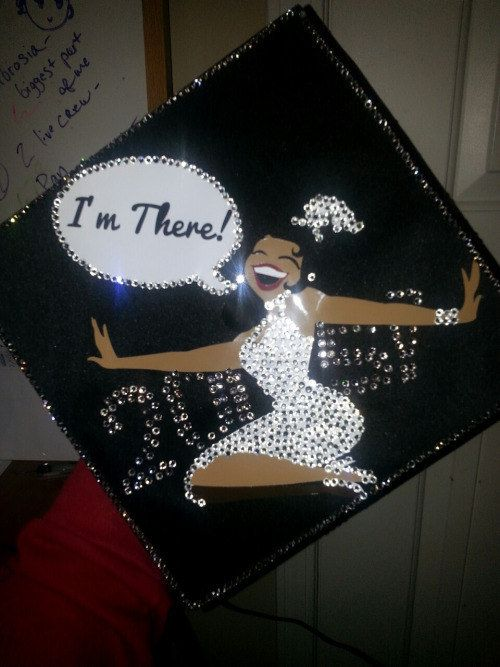 32 Jaw Dropping Disney Graduation Caps