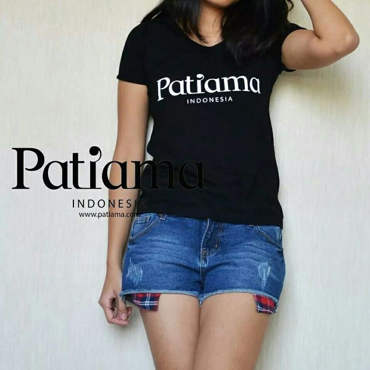 Get this t-shirt as a free marchandise... Every purchase min IDR 500.000 www.patiama.com