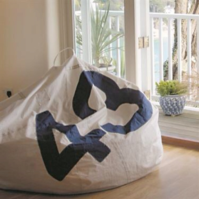 Quba Sails Bean Bag