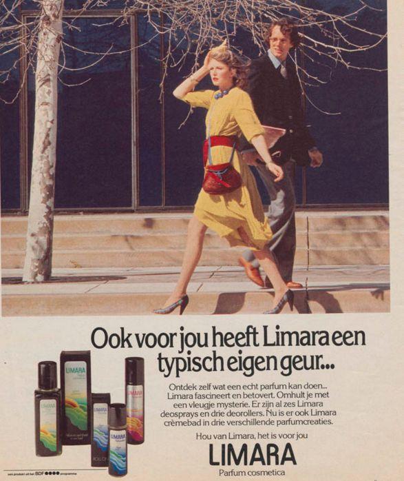 Limara - parfumcosmetica - reclame 1979
