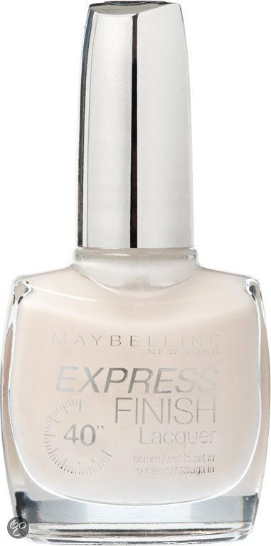 Maybelline Express Finish - 110 Pastel Rose - Roze - Nagellak