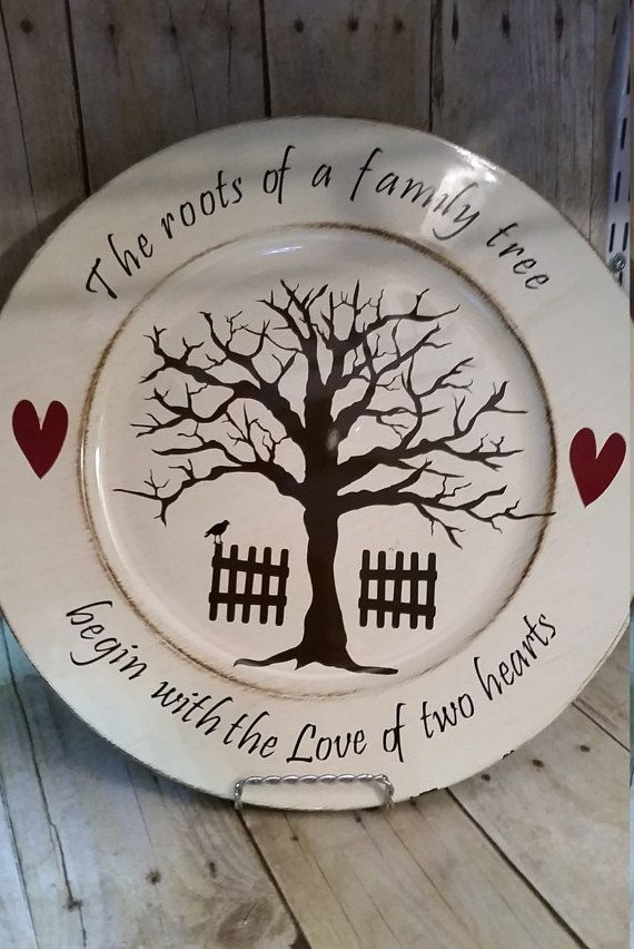 Image Result For Charger Plate Craft Ideas With Images