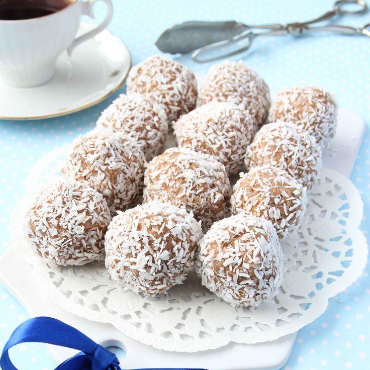 Havrebollar / chokladbollar