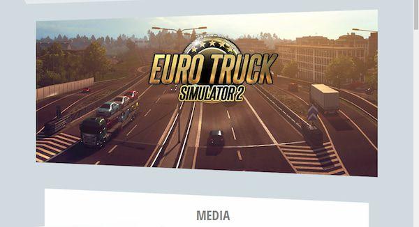 تحميل محاكي الشاحنات للكمبيوتر وتشغيلها بالدراعات Euro Truck Simulator 2 Trucks Simulation Euro