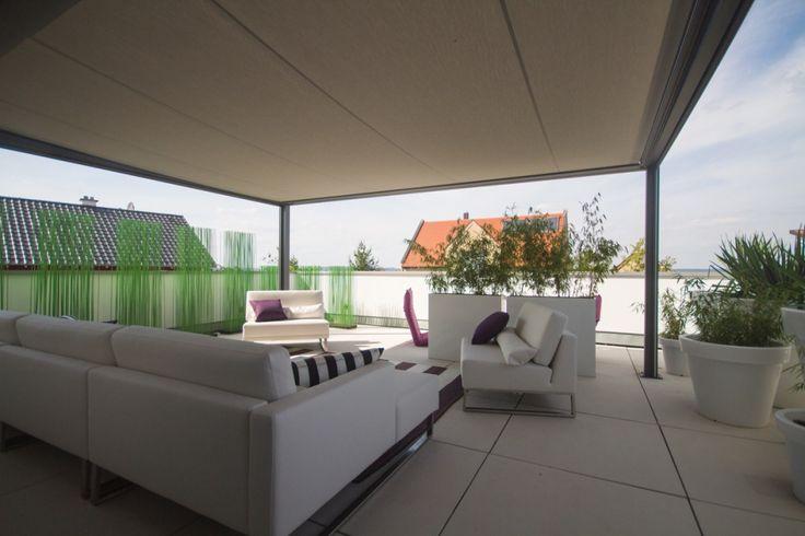 Sonnenschutz- Loungemöbel- Gartenmöbel- Sofa