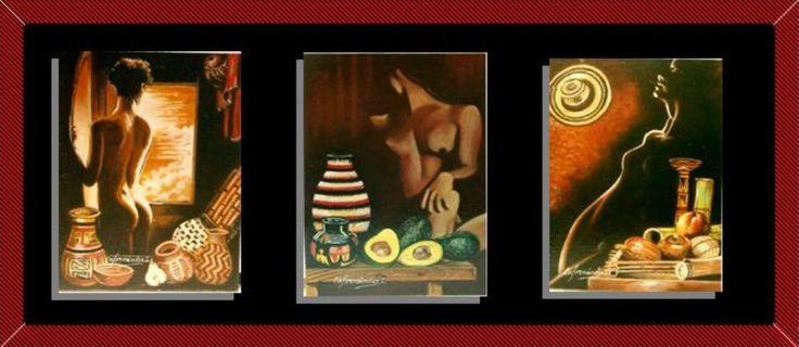 Cafesarte: Arte figurativo en pequeño formato