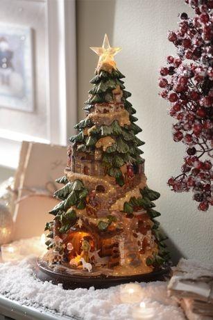 Fiber Optic Christmas Trees Lowes