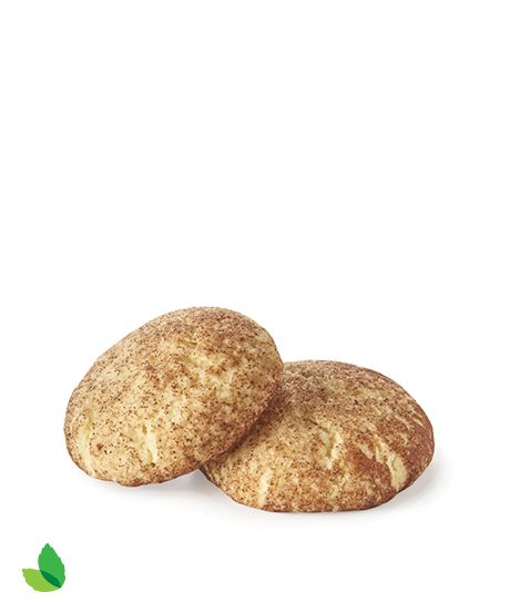 Snickerdoodle Cookies Recipe with Truvía® Baking Blend