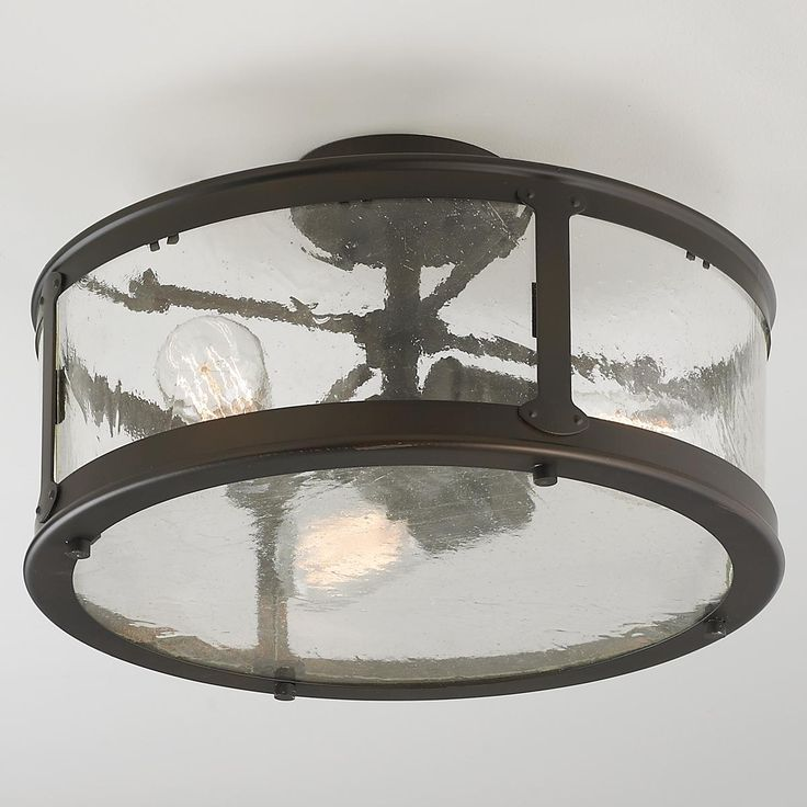 Love this!  Prairie  Outdoor Ceiling Light - Shades of Light -Product SKU: OL14039 BZ
