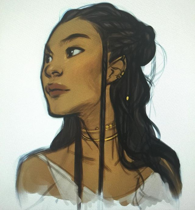 Nehemia (by the beautiful Charlie Bowater)