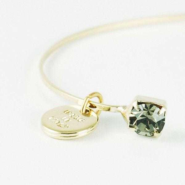 CATERINA MARIANI BIJOUX Swarovski Volcano Bracelet | La Luce http://shoplaluce.com/collections/caterina-mariani-bijoux/products/caterina-mariani-bijoux-swarovski-volcano