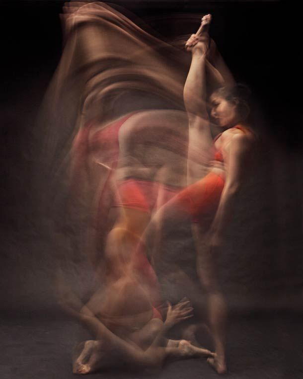 DANCERS IN MOTION – LES PHOTOGRAPHIES DE BILL WADMAN