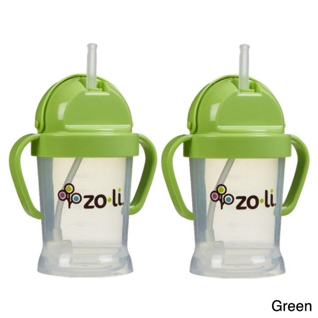 Zoli Baby BOT 6-ounce Straw Sippy Cup