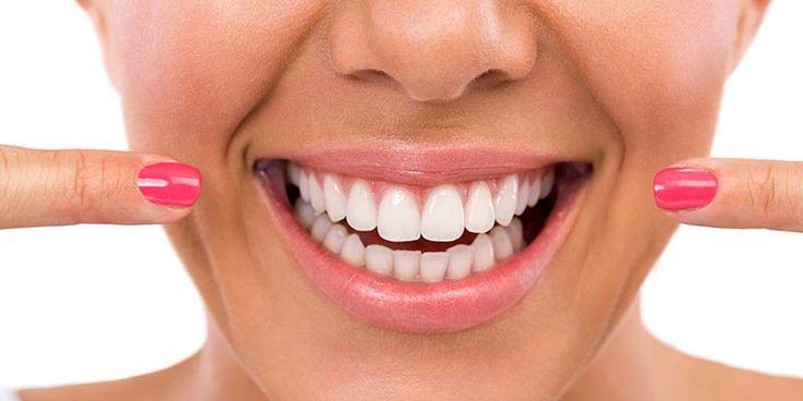 biele zuby
