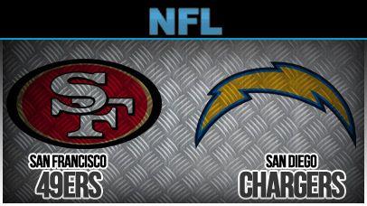 San Francisco 49ers vs San Diego Chargers | - Preseason Game 2
