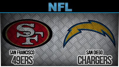 San Francisco 49ers vs San Diego Chargers | - Preseason Game 2